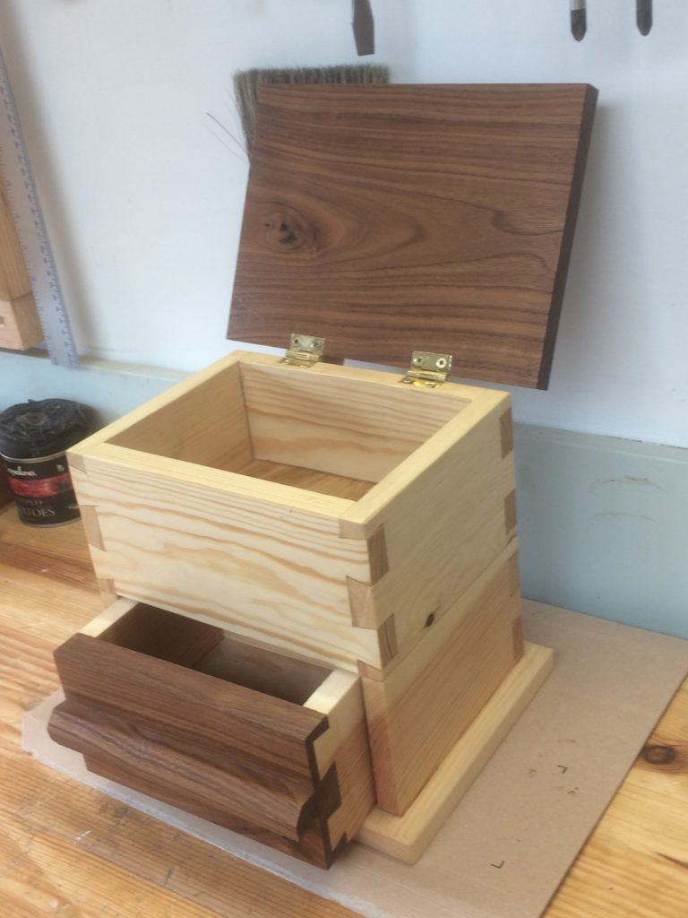 Small Box/Drawer Tidy Project by Steve Mees
