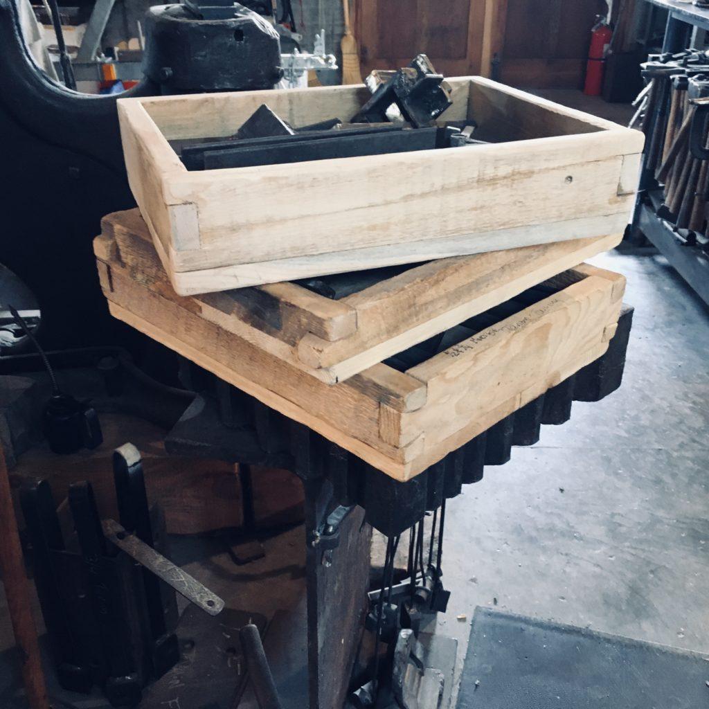 Tool Trays by Denis Norton