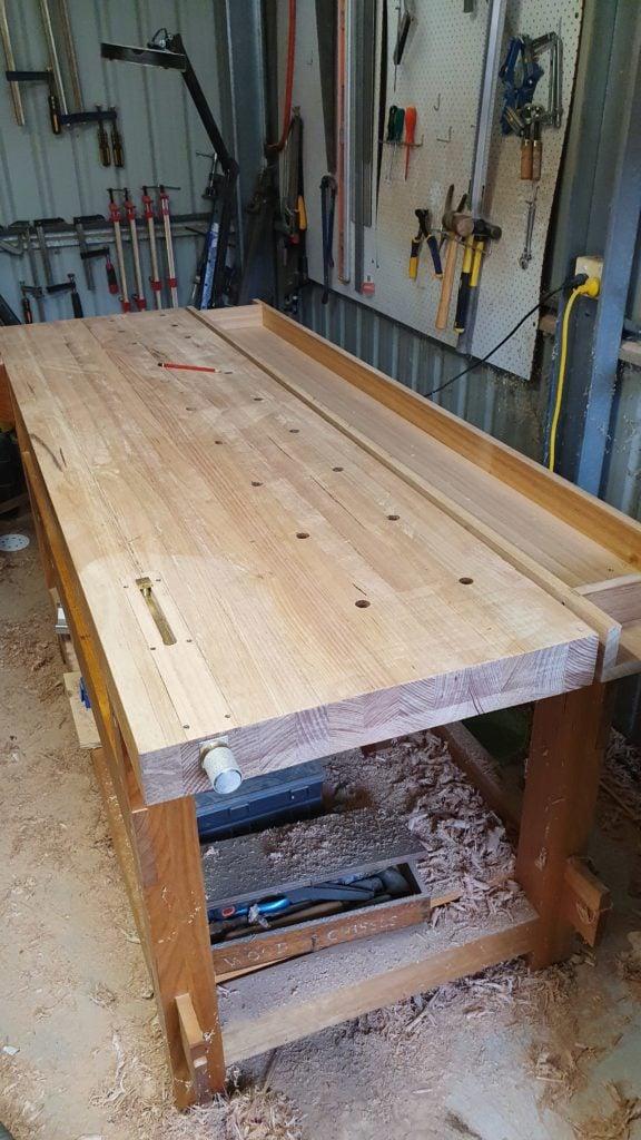 Workbench by philip higgins