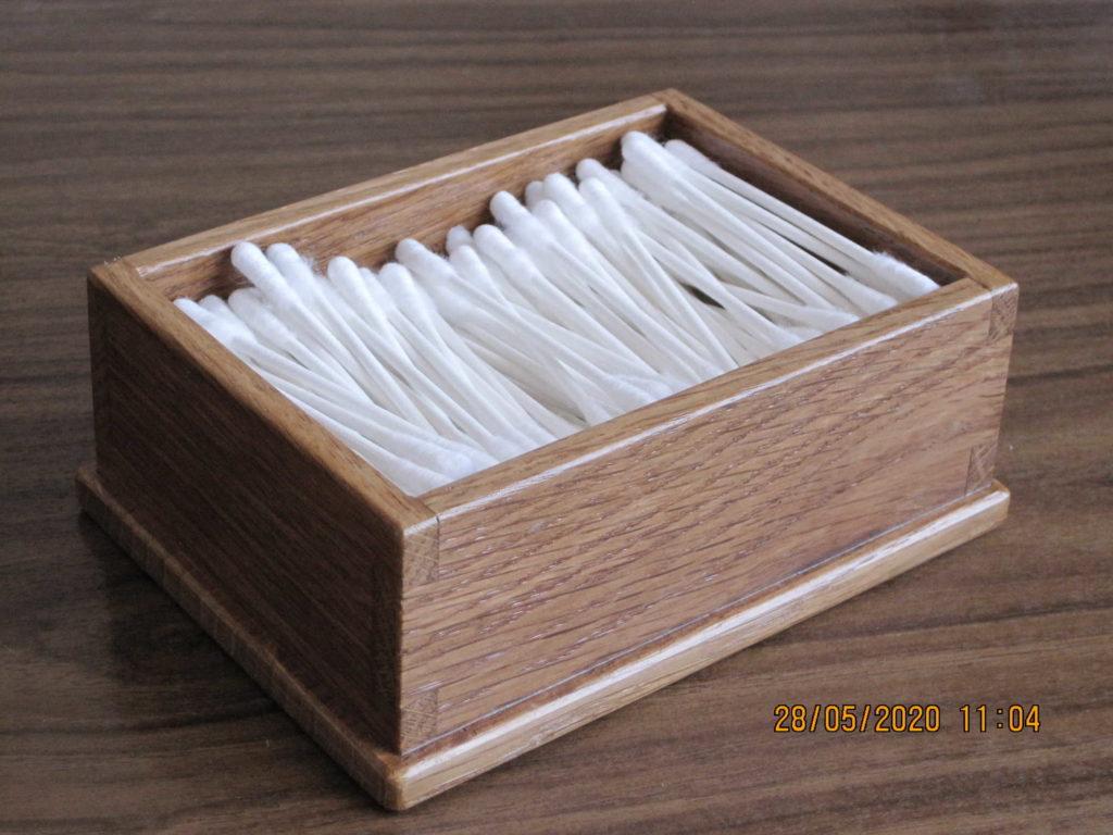 Dovetail Box by nemo