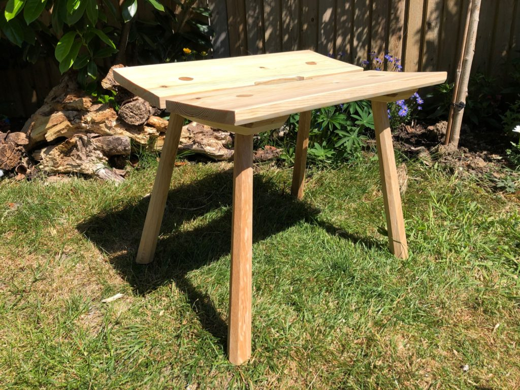 Handy Stool by KeithB