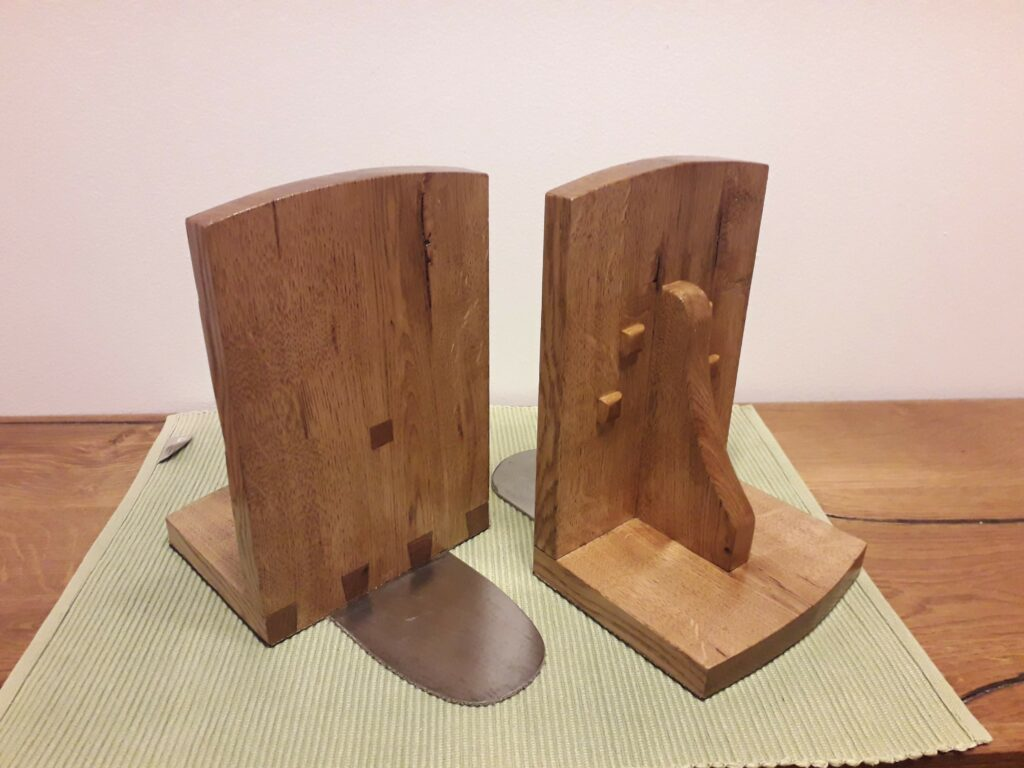 Bookends by David Boyle