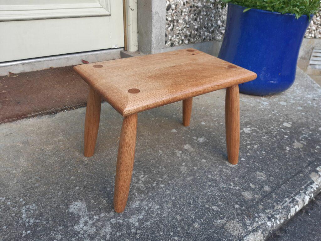Footstool by David Boyle