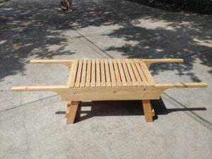 Sandbox/Coffee Table by ramisdom