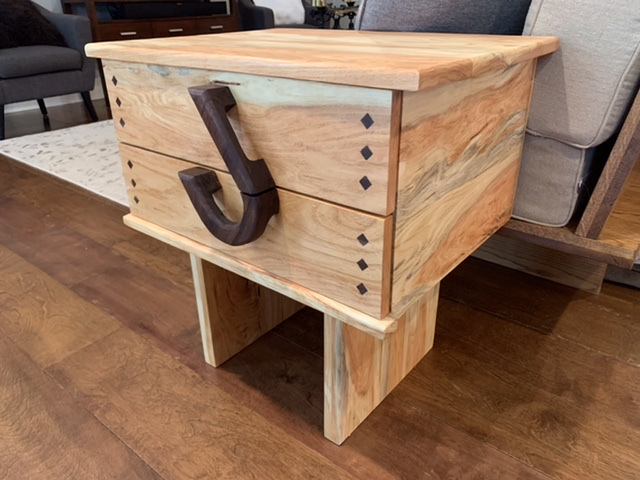 Sofa Table by Chris Stasny