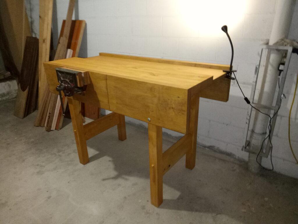 Workbench by Alexander Okada