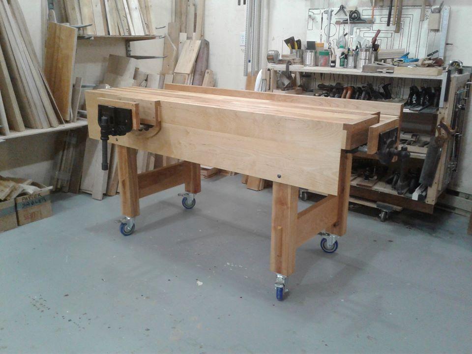 Workbench by Yves Gaudreau