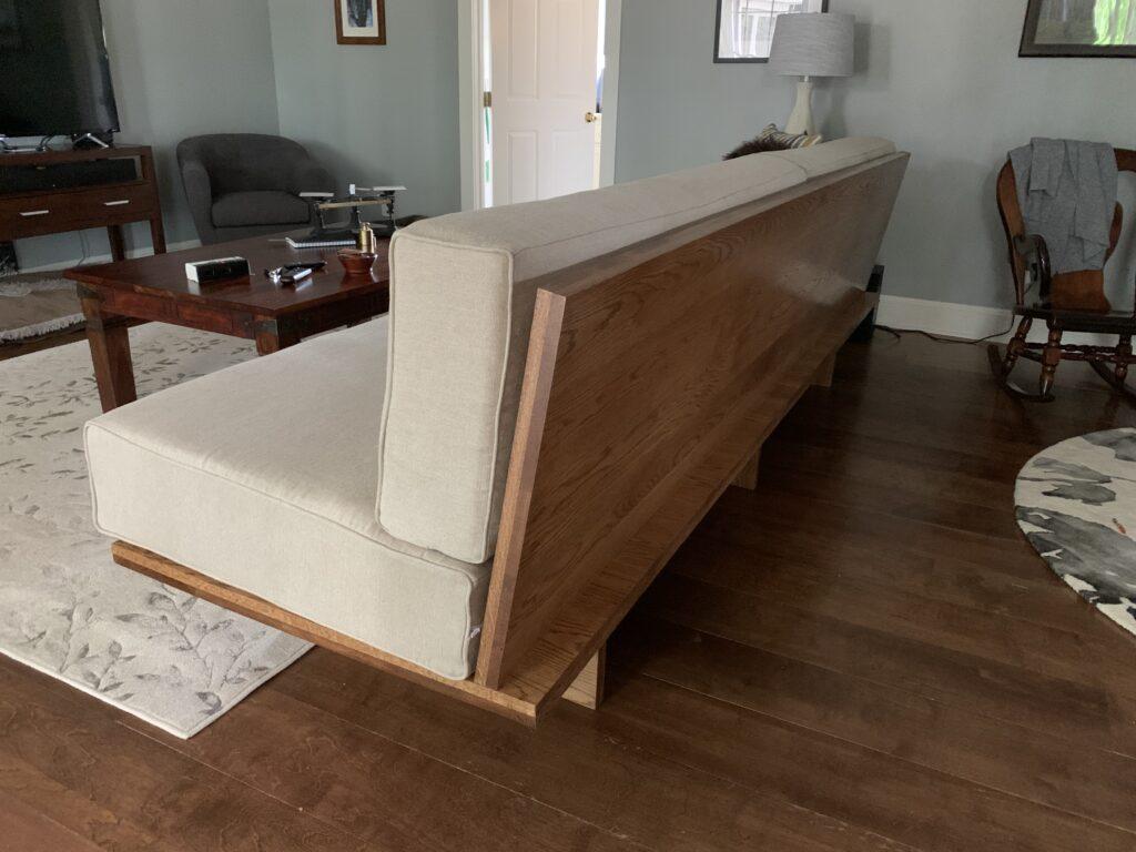 10th Sofa by Chris Stasny