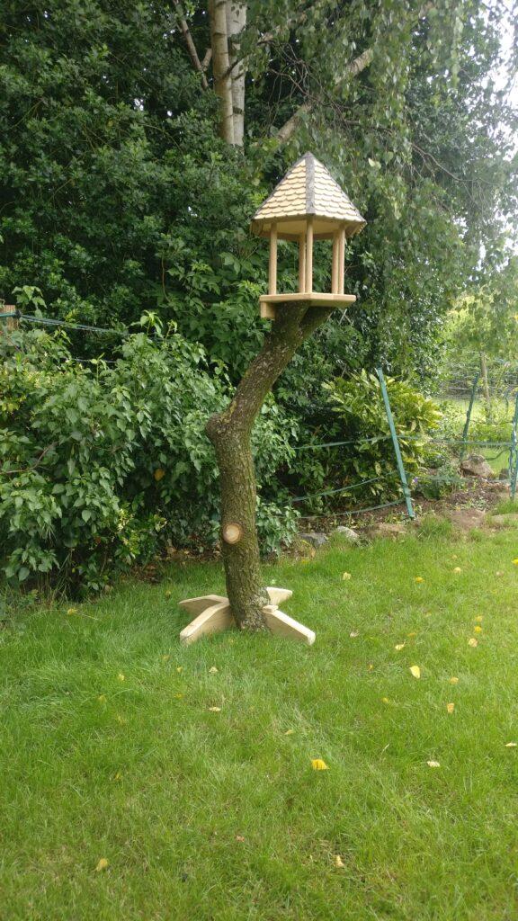 Bird Table by Paul Rowell