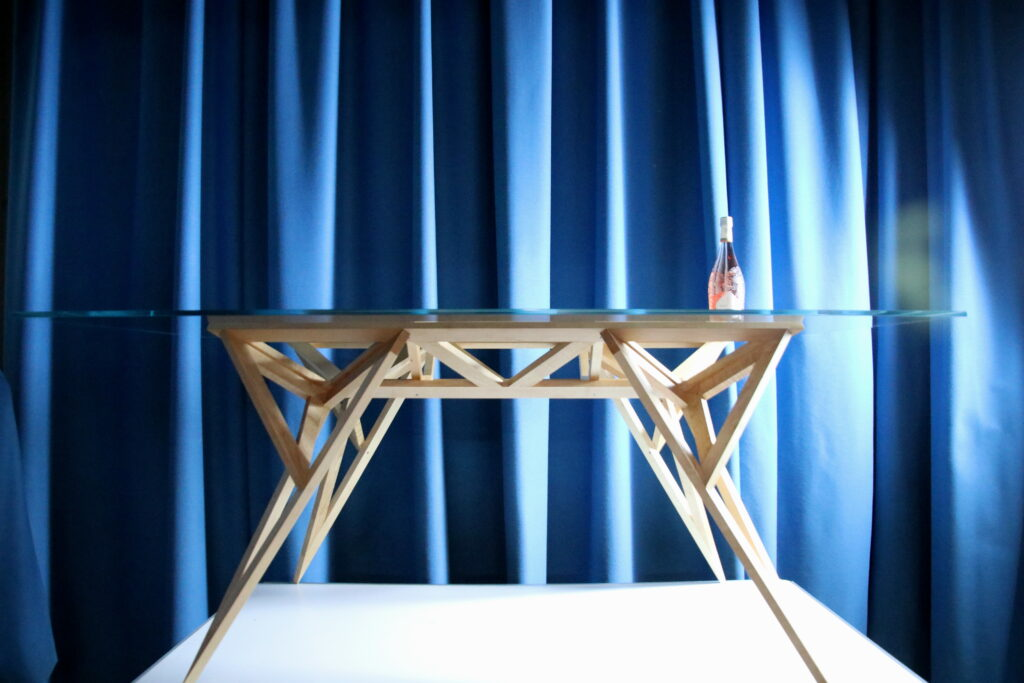 Console Table by Kered Winder