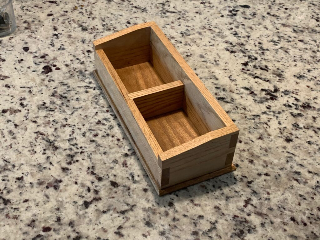 Dovetail Box by Jason Jenkins