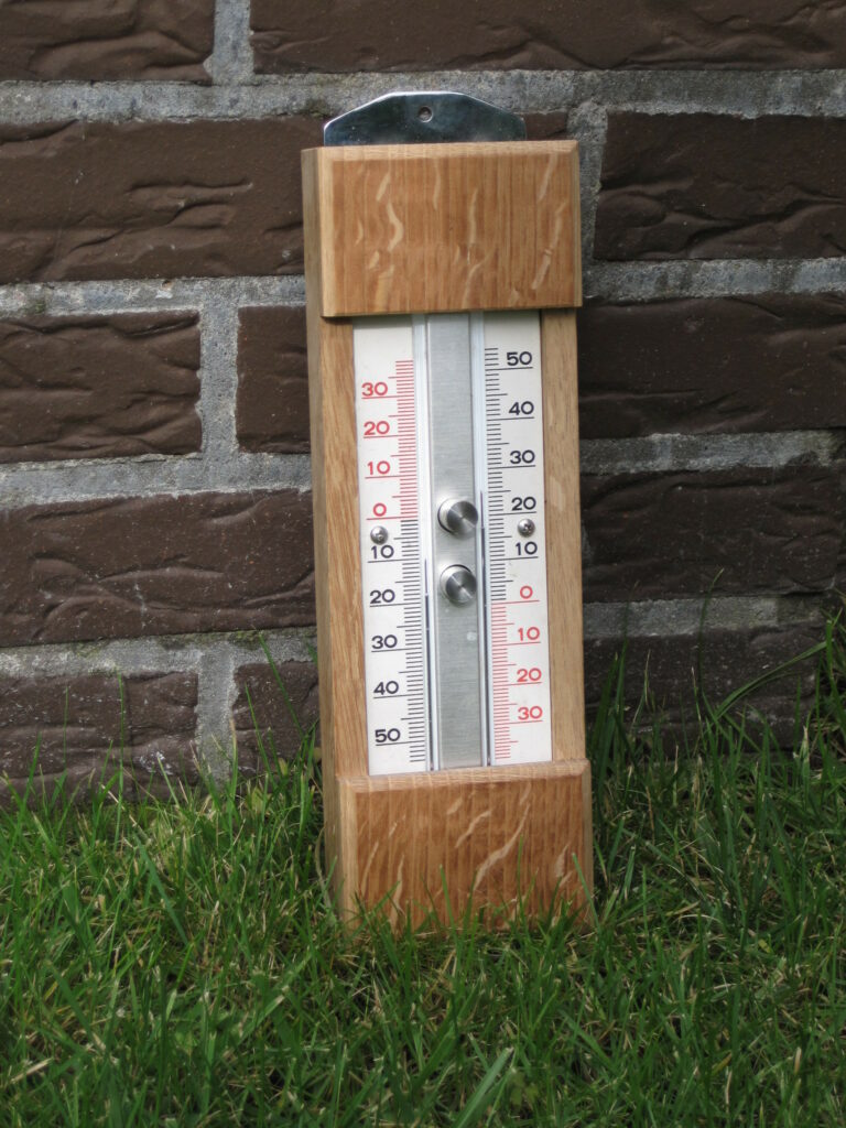 Thermometer by nemo