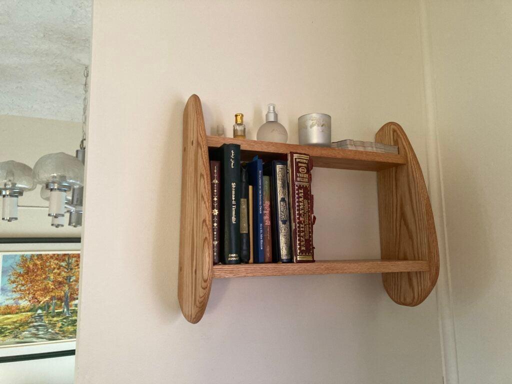 Wall Shelf by Mian G