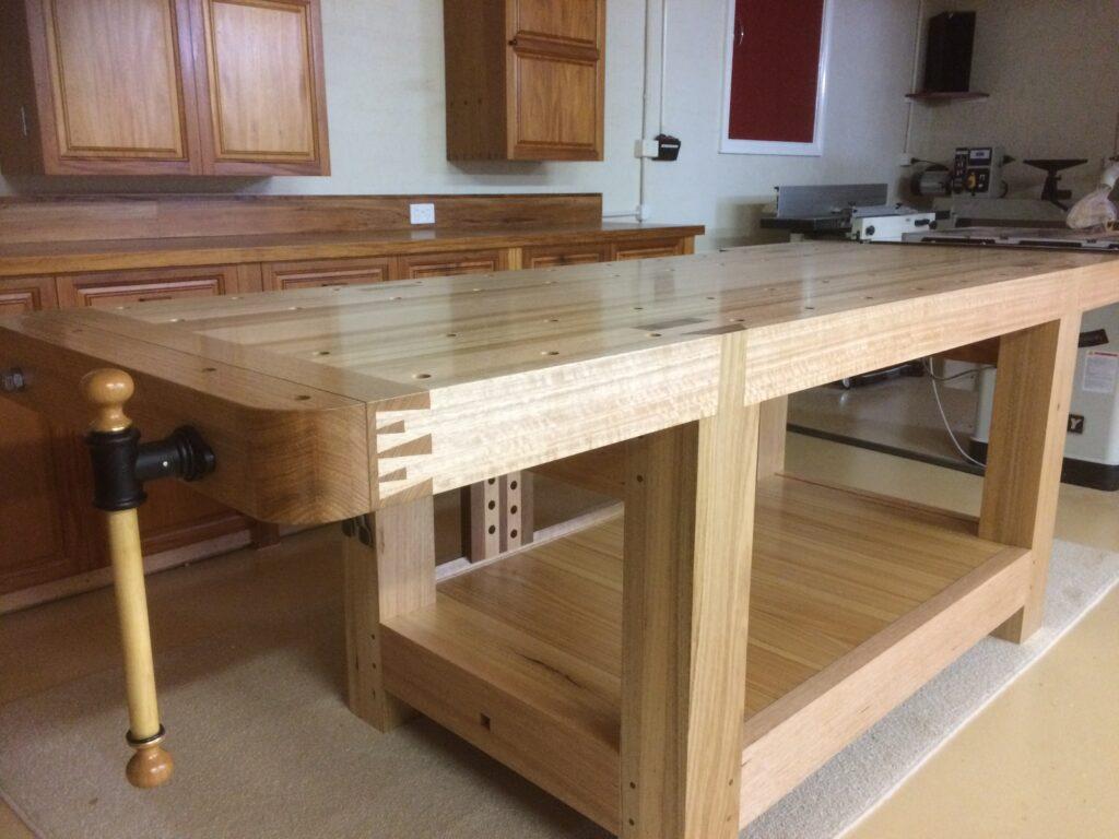 Workbench by Michael O'Brien