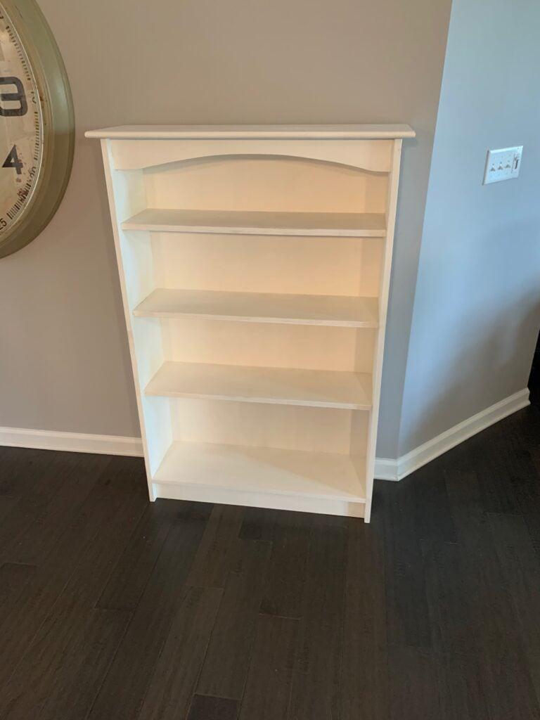 Bookshelves by Jason Jenkins