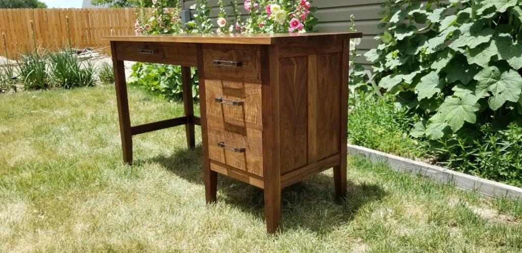 Desk by David Vergona