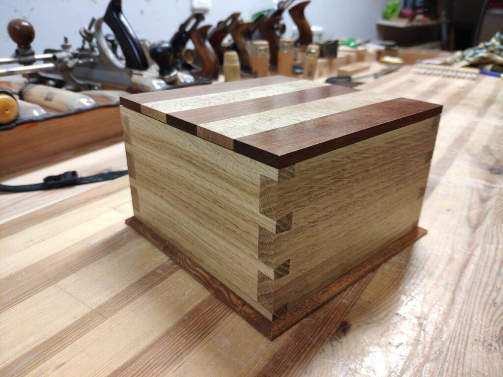 Dovetail Box by Tomasz Maciej