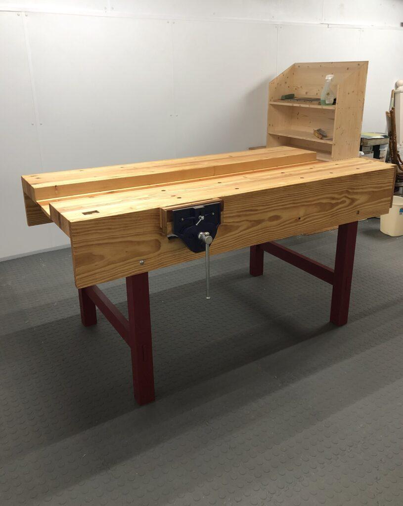 Workbench by davisjm