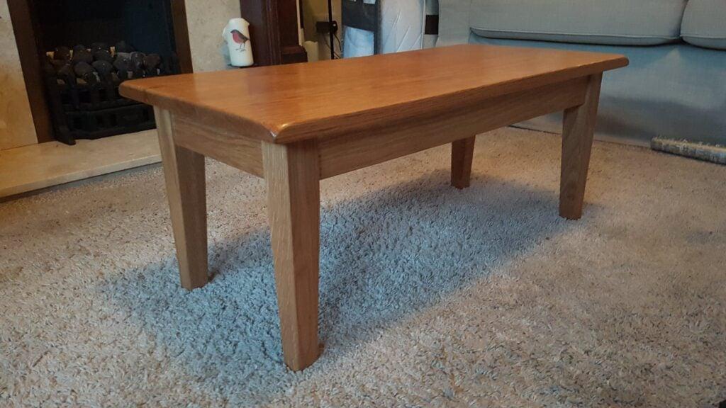 Coffee Table by Paul Magyar