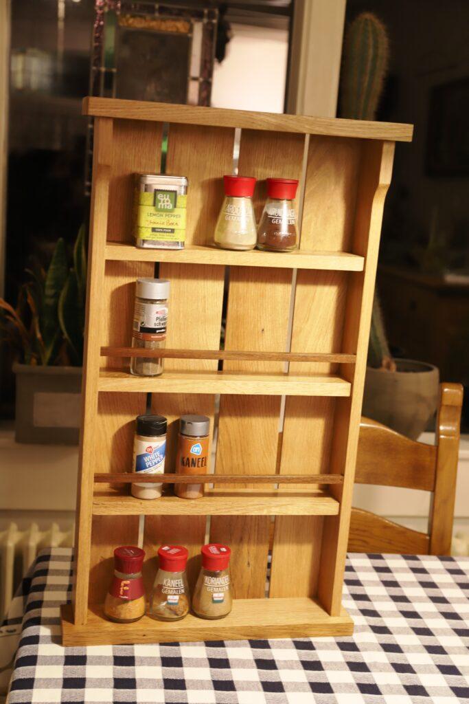 Spice Rack by einar