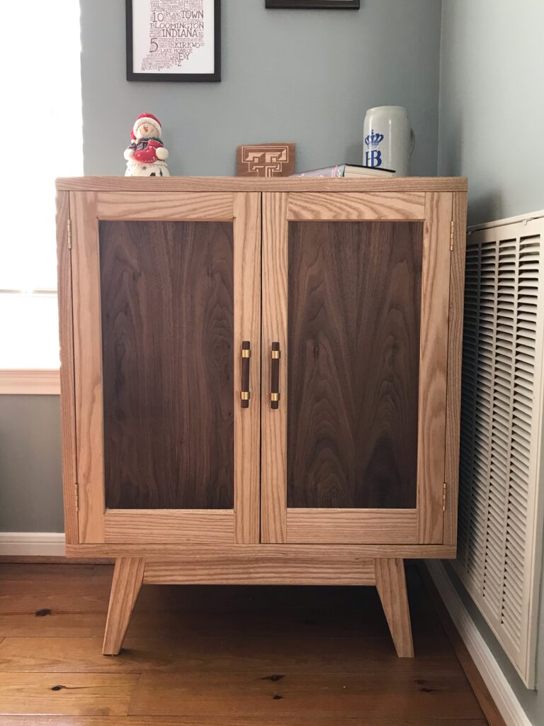Bar Cabinet by Mike Conner