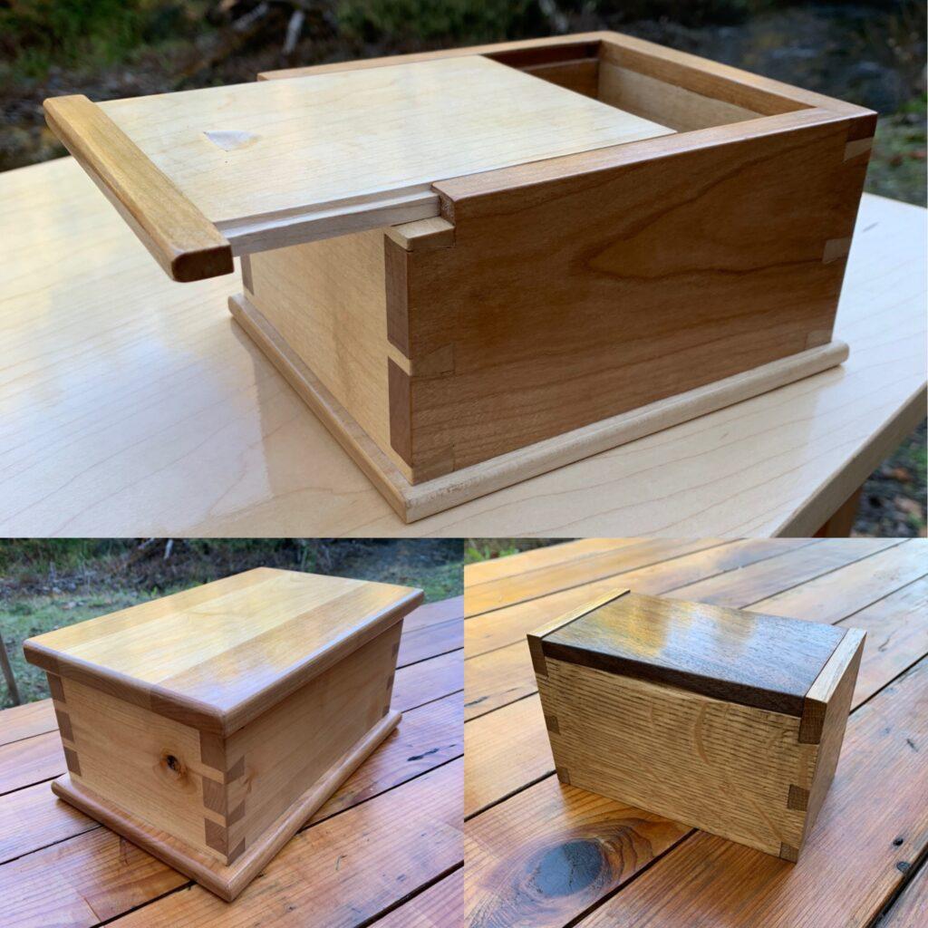 Dovetail Box by Bryan Donovan