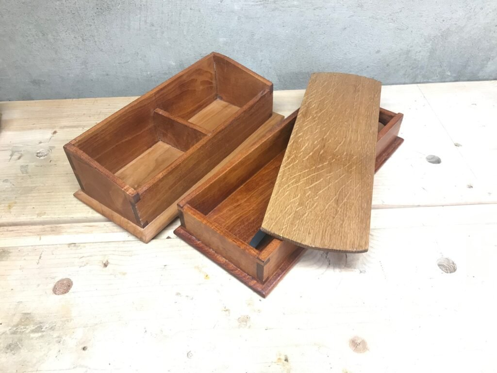 Dovetail Boxes by georgewall42