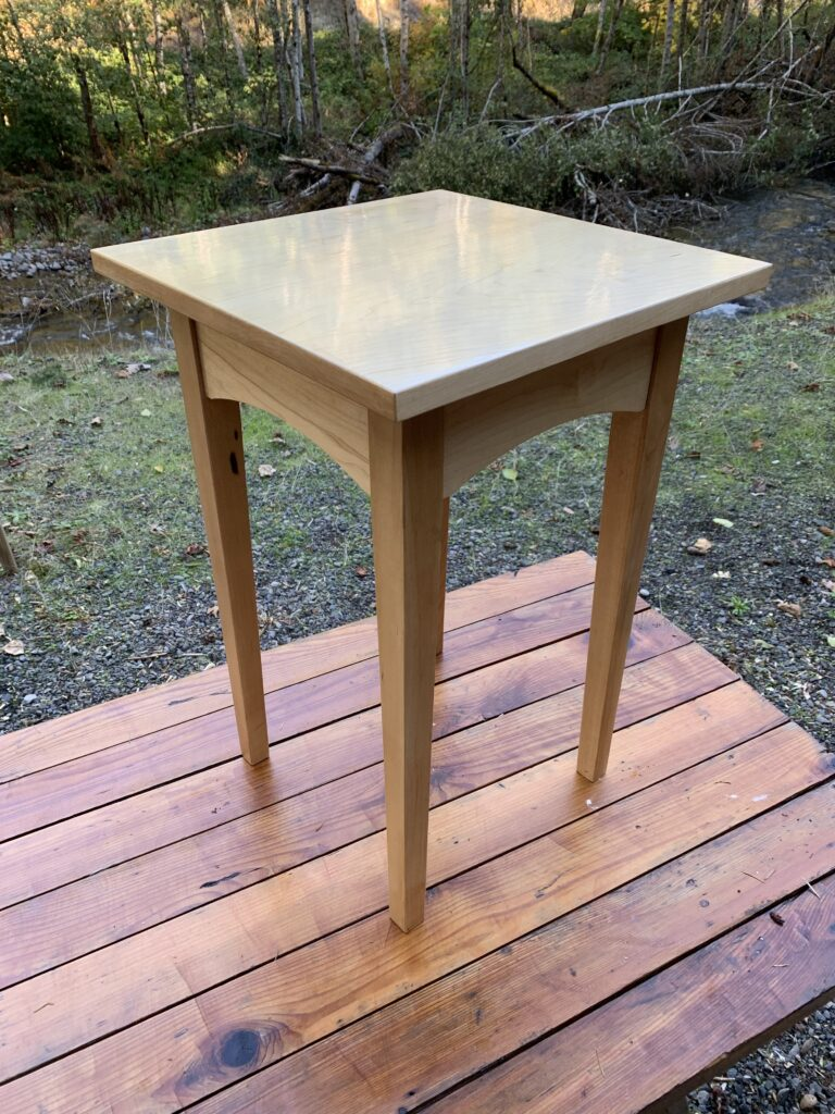How 2 Table by Bryan Donovan