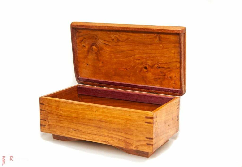 Keepsake Box by Bill Rhodes