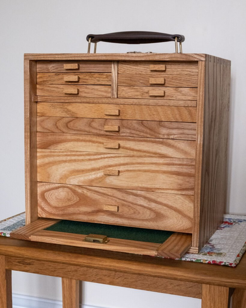 Tool Chest by Peter Kirby