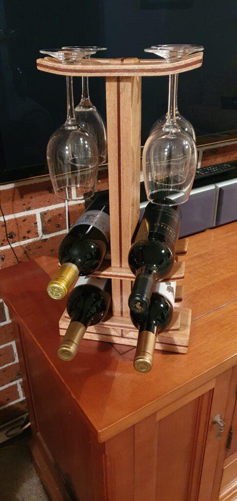Wine Rack by PaulM