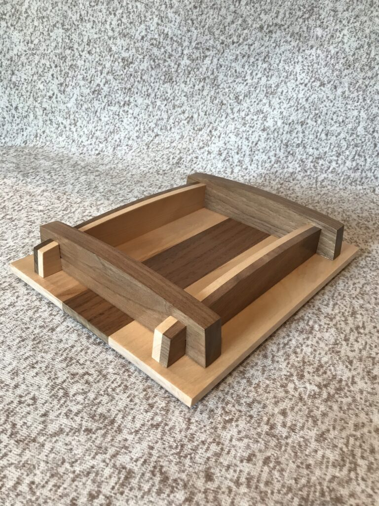 Wooden Tray by Kenneth McCraw
