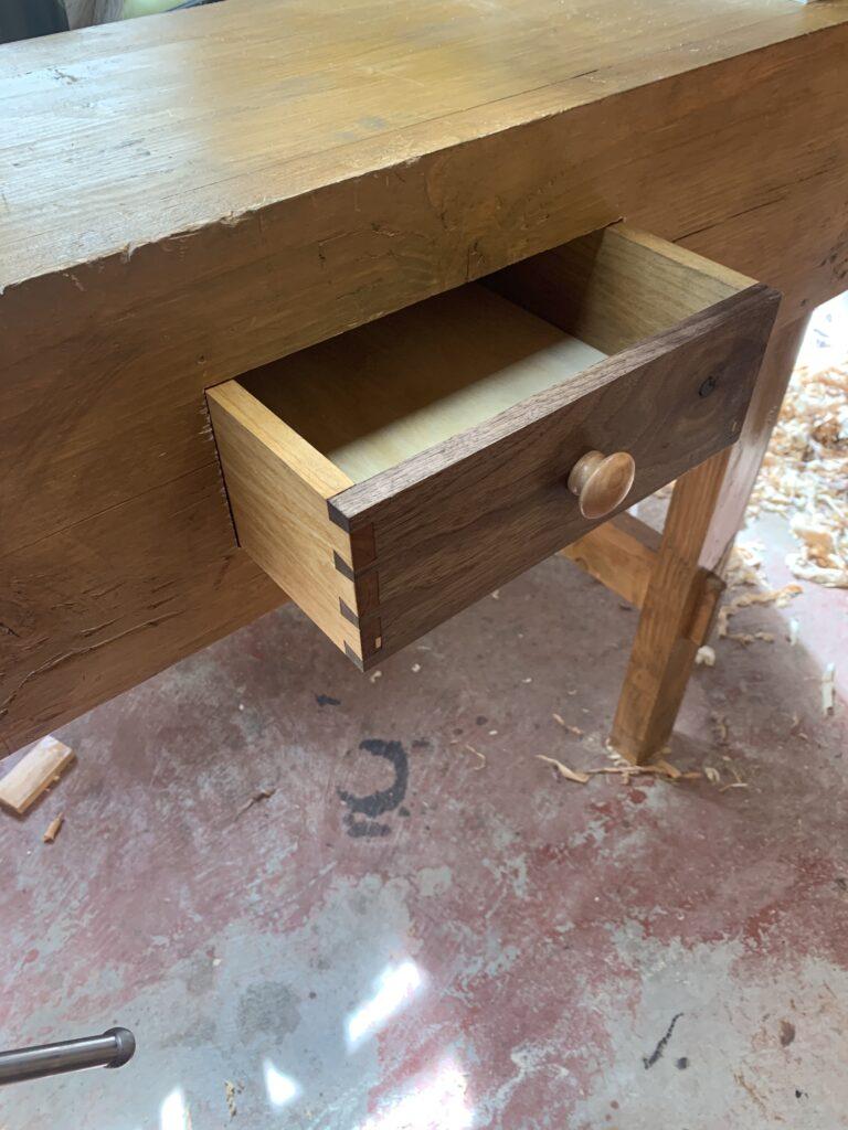 Workbench Drawer by Bryan Donovan