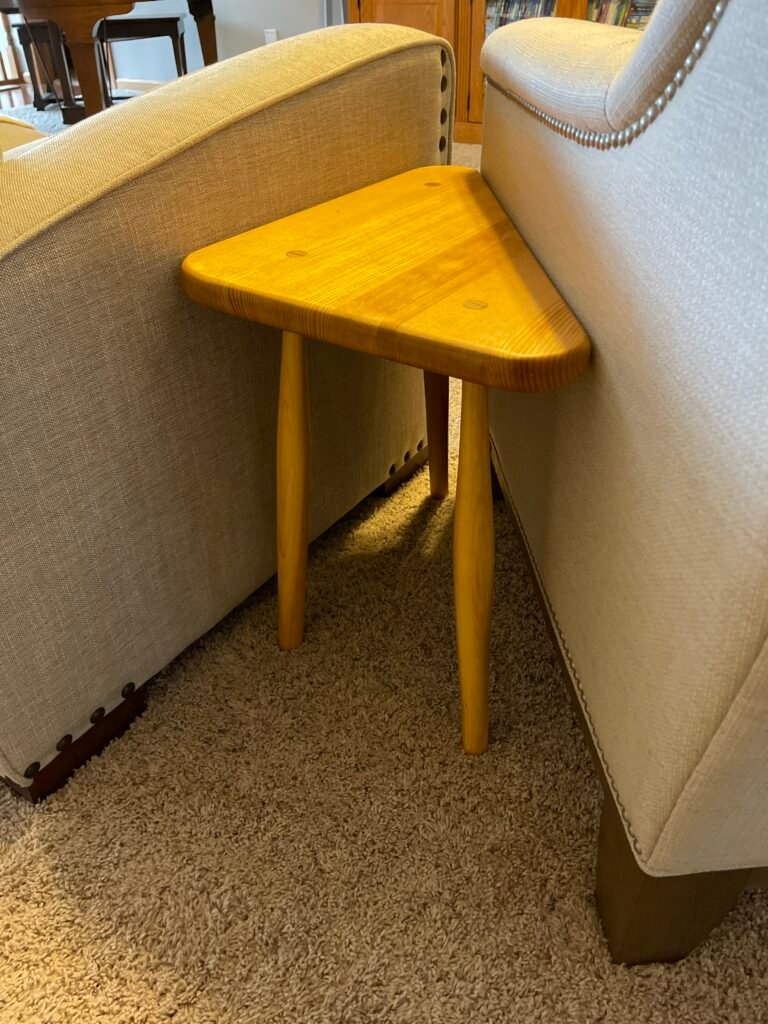 End Table by Bill Godefroid