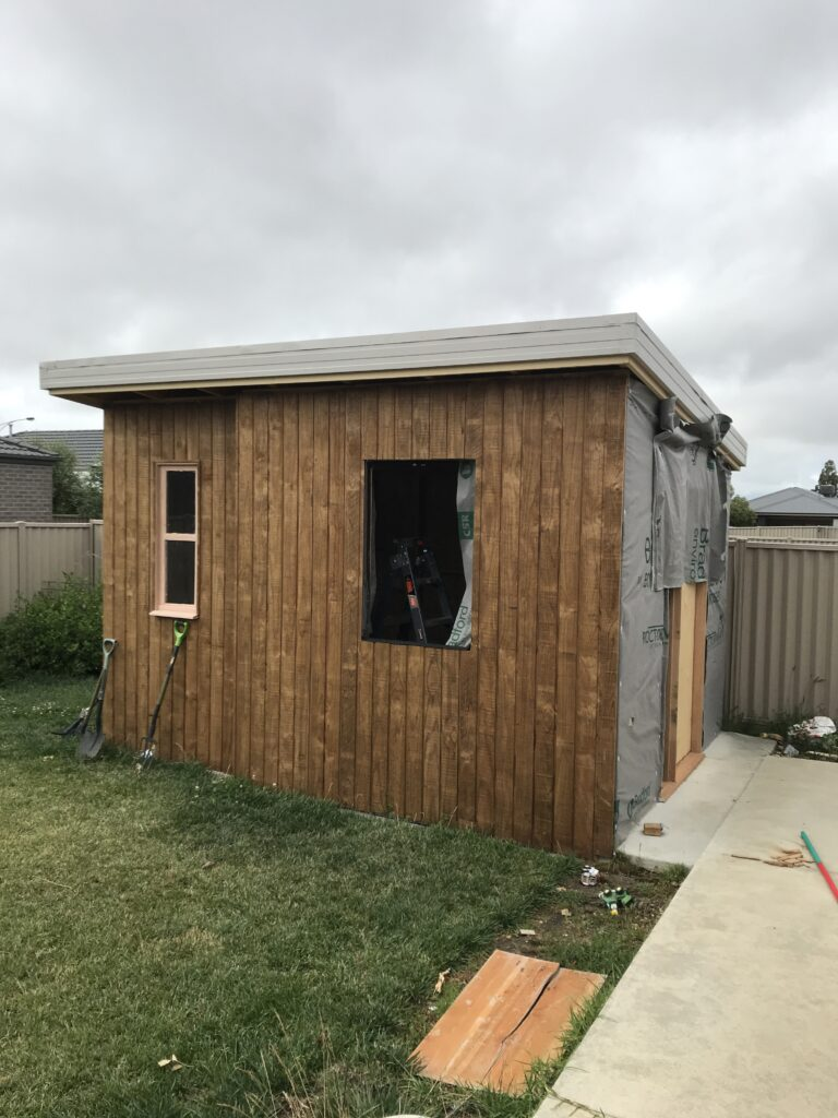 Shed by Nathan Jones