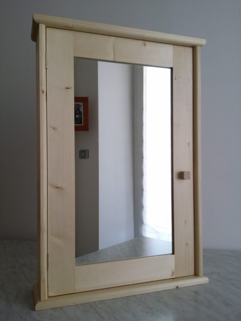 Bathroom Cabinet by Marco Cividin