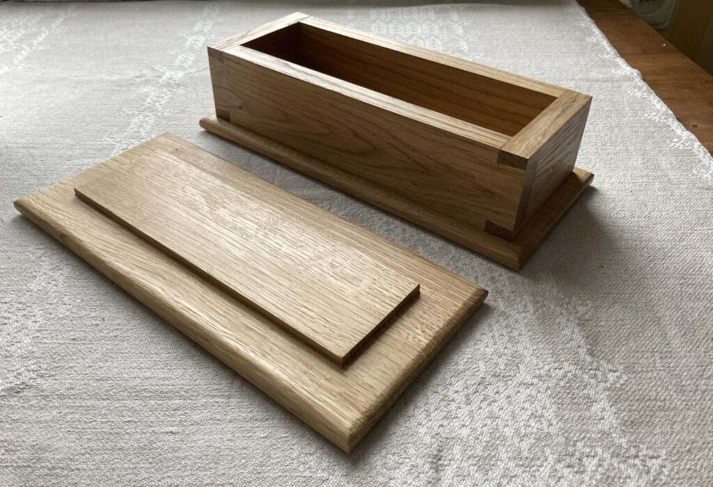 Dovetail Box by Austris Krastins
