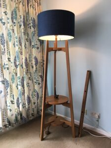 Floor Lamp by Mike Towndrow