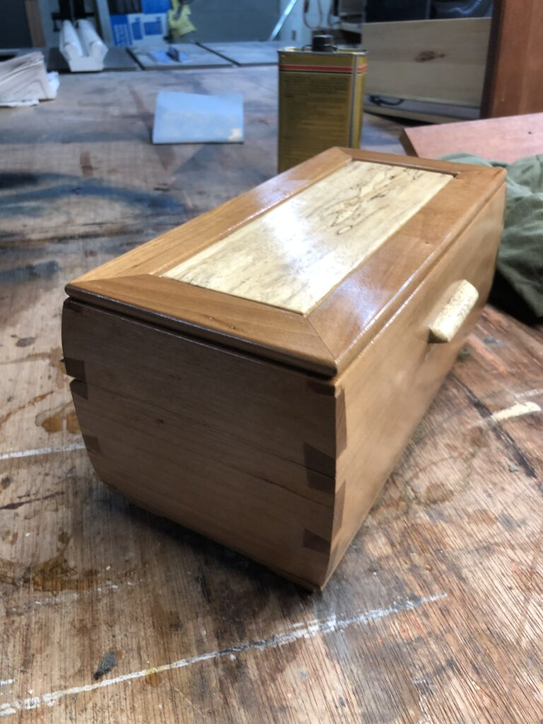 Keepsake Box by Matt Carr