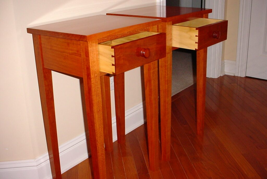 Occasional Table by Chuck Wimpee