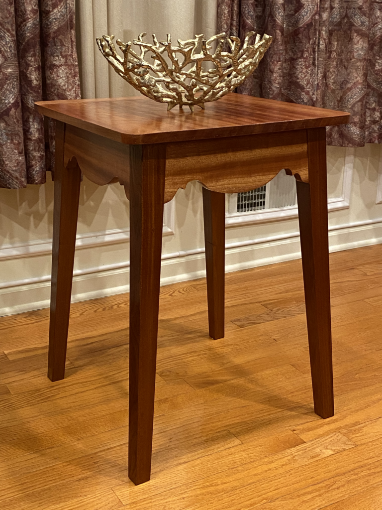 Occasional Table by Kamaljit Singh