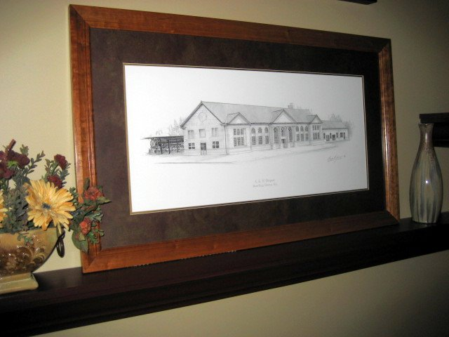 Picture Frame by Chuck Wimpee