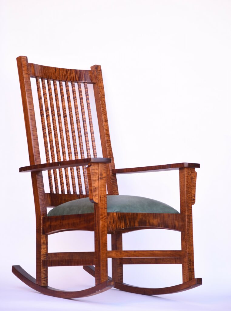 Rocking Chair by Bobby Higgins