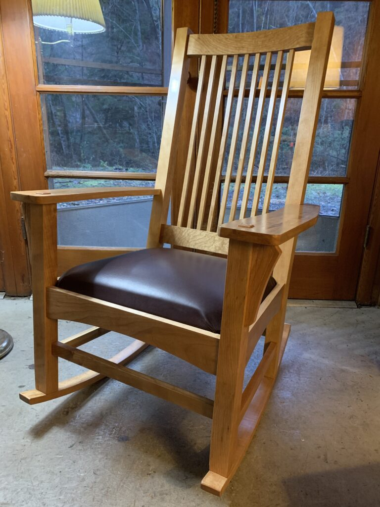 Rocking Chair by Bryan Donovan