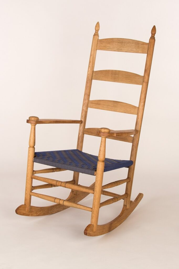 Shaker-style Rocking Chair by Norbert Pauli