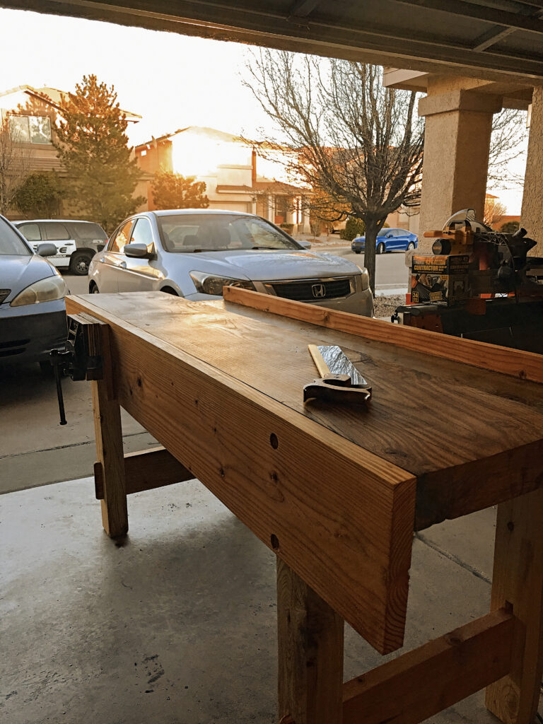 Workbench by Anthony Kaye