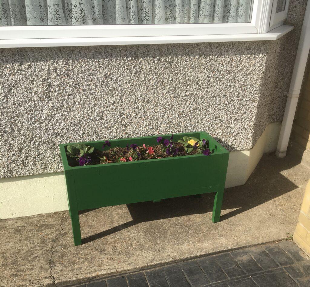 Garden Planter by rayc21