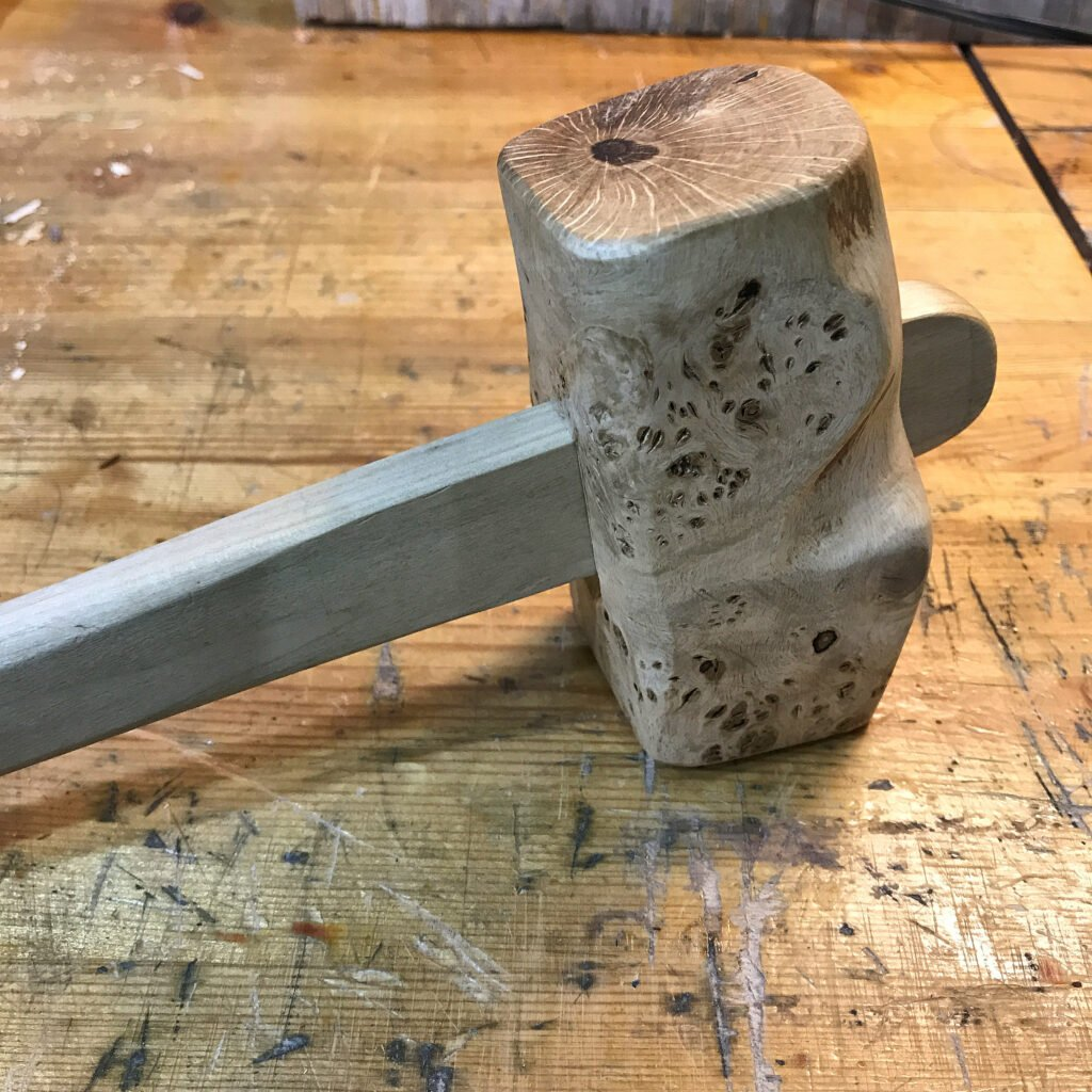 Joiner's Mallet by Lisa Petry-Burt