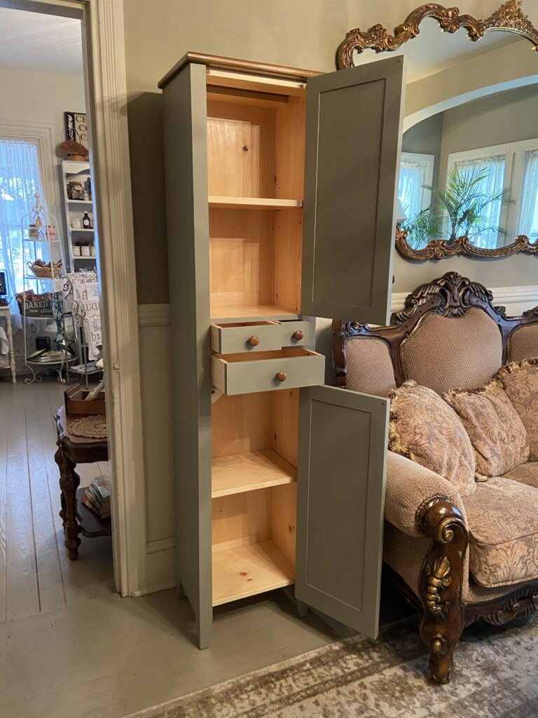 2nd Chimney Cabinet by Scott Smith