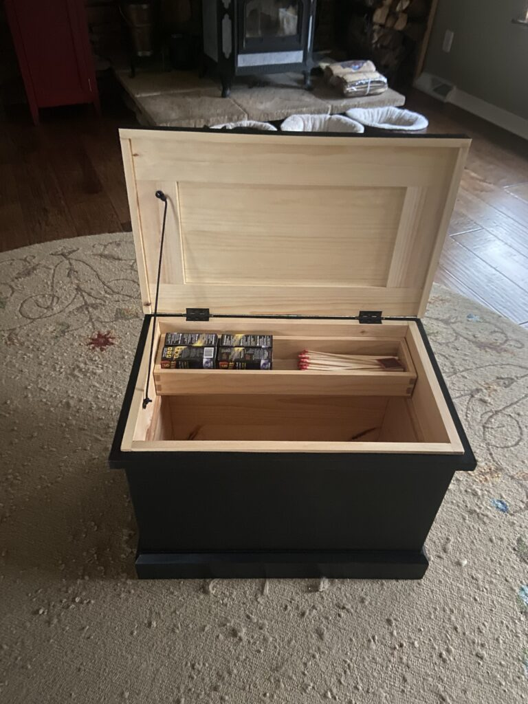 Repurposed English Tool Chest by Scott Smith